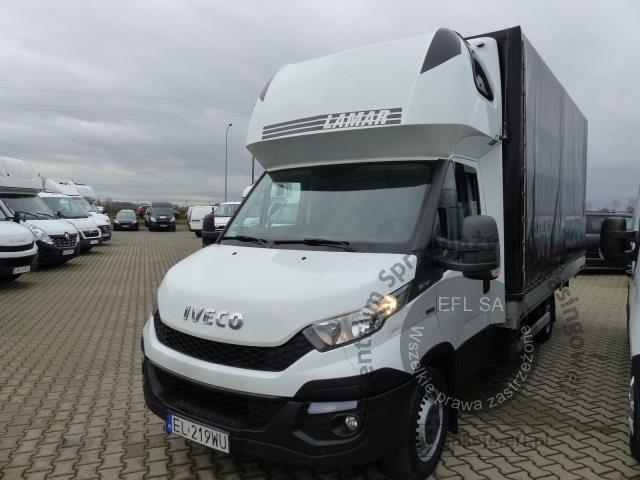 1 - IVECO / LAMAR DAILY 35S17 3.0 2016r.