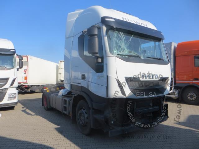 1 - IVECO Stralis AS440S46 T/P 2015r.