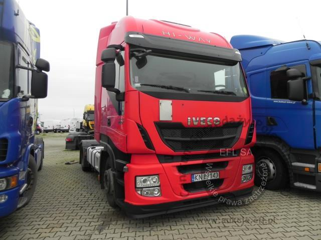 1 - IVECO Stralis AS440S46 T/FP-LT 2015r.