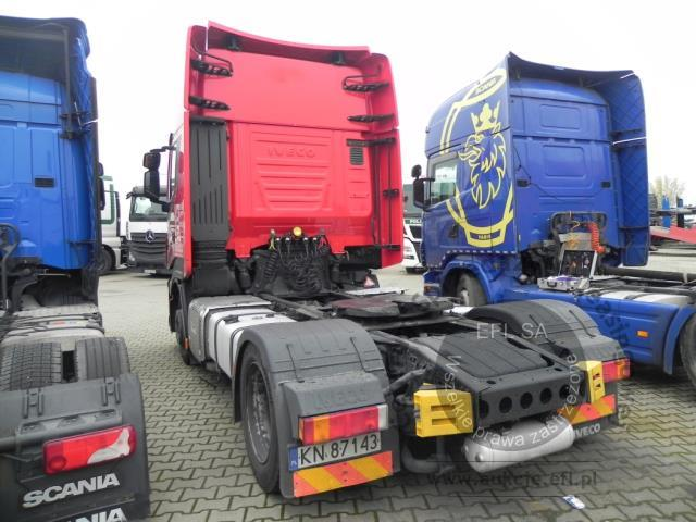 7 - IVECO Stralis AS440S46 T/FP-LT 2015r.